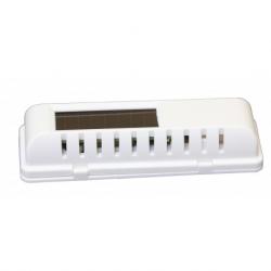 Trio2sys - Capteur de température et d'humidité EnOcean O2line blanc