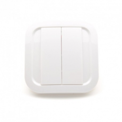 EnOcean Interruttore a parete - Cozi Bianco NODON