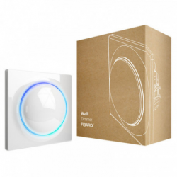 Fibaro Walli FGWDEU-111 - Interrupteur variateur intelligent Z-Wave Plus Fibaro Walli Dimmer