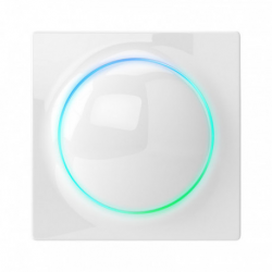 Fibaro FGWDSEU-221 - Interrupteur intelligent Z-Wave Plus Fibaro Walli Switch