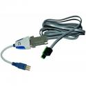 DSC PCLINKUSB - Cordon de programmation pour centrale DSC