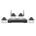 HikVision - Kit video surveillance WIFI, 4-Megapixel