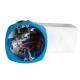 Ubiwizz module Enocean rolling shutter with frame bezel