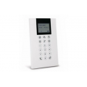 Risco RP432KPP200B - Keyboard alarm Panda wired LCD with badge reader