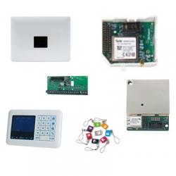 Visonic PowerMaster 33 EXP G2 - Alarma PowerMaster 33 EXP IP / 3G teclado KP-250