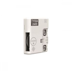 TYXIA 2600 - Transmitter battery X3D lighting 2-way multipurpose