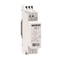 TYXIA 4910 - Receptor de iluminación en riel DIN X3D