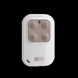 TYXIA 1410 - Télécommandes porte clé automatismes