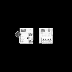 Pack TYXIA 511 - Creare una volontà e viene fornito senza fili senza neutro