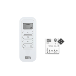 Pack TYXIA 541 - Centralizzazione delle tapparelle con telecomando