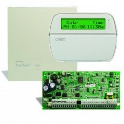 Kit PC1832 central alarm DSC + keypad PK5500