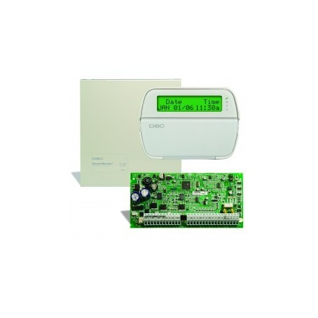 Kit de PC1832 central de alarma DSC + teclado PK5500