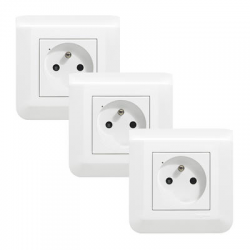 NETATMO - Pack heating connected 3 thermostatic valve