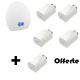 Energeasy Connect box home automation-roller shutters Somfy