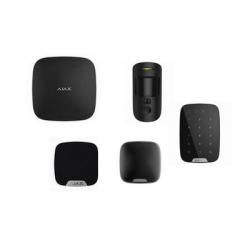 Alarme Ajax - Kit HUB 2 MotionCam noir