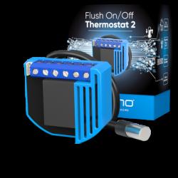 QUBINO - Modulo termostato, calda e fredda da incasso Z-Wave Più ZMNHKD1