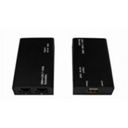 Extenseur signal HDMI 50m sur câble réseau