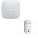 Ajax Hub 2 - Central alarm professional dual SIM card GPRS