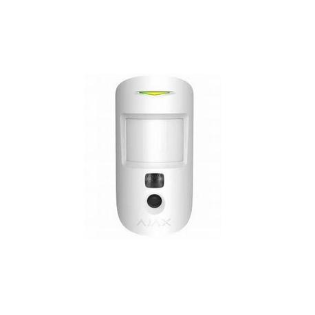 Ajax MotionCam - Détecteur de mouvement avec caméra