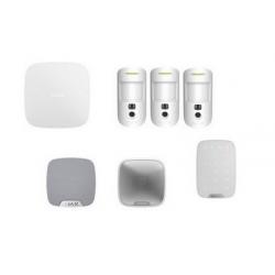 Alarma Ajax - Pack de alarma IP / GPRS HUBKIT-W