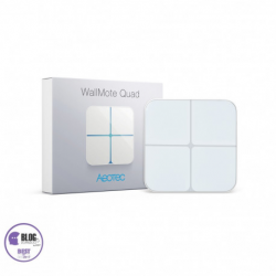 Aeon labs ZW130 - WallMote Switch wireless Z-wave Più