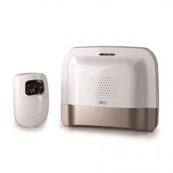 Delta Dore 6410173 - Pack transmetteur domotique IP/GSM détecteur vidéo