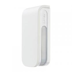 Optex BXS-ST blanc Shield - Détecteur alarme filaire rideaux extérieur 2*12m