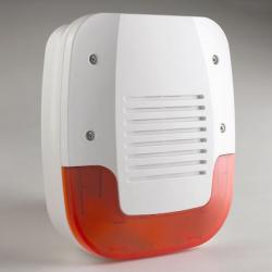 Delta Dore SEF Tyxial + - Sirène alarme extérieure sans fil