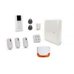 Allarme Risco Agility 4 - Allarme wireless IP/GSM sensori, telecamere, sirene all'aperto