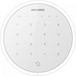 Hikvision DS-PKA-WLM-868 - Clavier lecteur de tag blanc