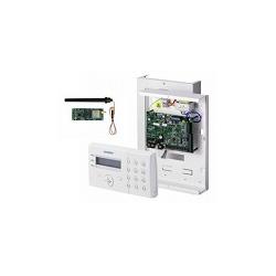 Pack Central de alarma de Vanderbilt 8/32 áreas servidor WEB integrado con teclado