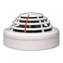 Finsecur CAP112A - Detector de humos óptico con cable con enchufe