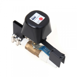 POPP - Valve electromechanical Z-Wave MORE