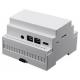 Enclosure, Raspberry Pi 4 Multicomp Pro black