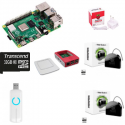 Jeedom pack automation Pack Raspberry Pi 3 Z-Wave module FGR-222