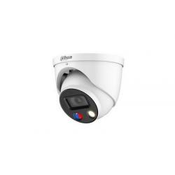 Dahua IPC-HDW3549H-AS-PV - Dôme vidéosurveillance IP 5 Mégapixels Eyeball sirène intégrée