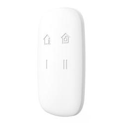 Hikvision DS-PKF1-WE - Télécommande 4 boutons pour AX Hub Pro