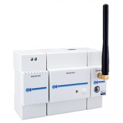 Energeasy Connect - Casella Di Home Automation Din-Rail Z-Wave