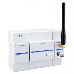 Energeasy Connect - Casella Di Home Automation Din-Rail Z-Wave