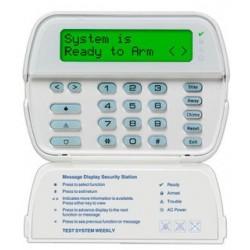 Tastiera LCD DSC PK5500