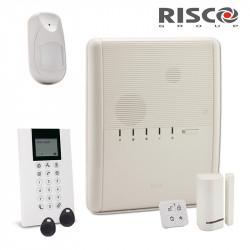 Risco Agility 4 - Risco Agility wireless-alarm-IP/GSM-detektoren, kameras
