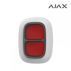 Ajax DOUBLEBUTTON W - Double bouton alarme panique blanc