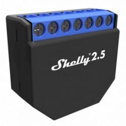 Shelly Shelly 2.5 - Module WIFI commutateur 2 sorties