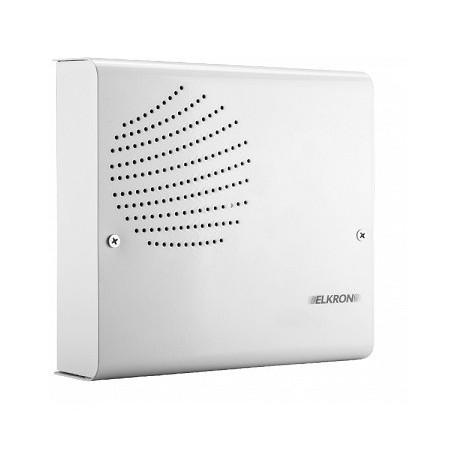 Sirène alarme NFA2P intérieure Elkron HP375M avec batterie