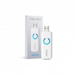 Aeotec ZW090 C - Contrôleur USB Z-Wave Plus Z-Stick (GEN5)