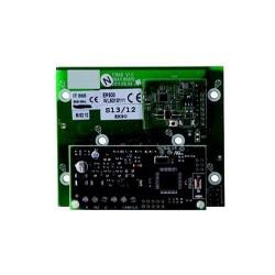 Elkron ER500 - Módulo receptor de radio de 16 zonas para UMP500/8