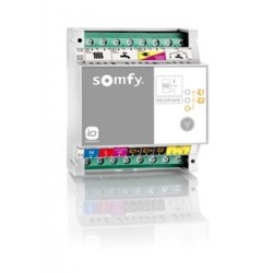 Somfy capteur de consommation électrique effet joule