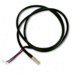 DALLAS Sensor de temperatura 1-Wire DS18B20 impermeable (1m)
