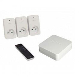 DIO ED-GW-08 - Pack home automation, collegato modulo di illuminazione
