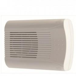 Sirène alarme intérieure auto-alimentée Elkron UHPA100A en ABS